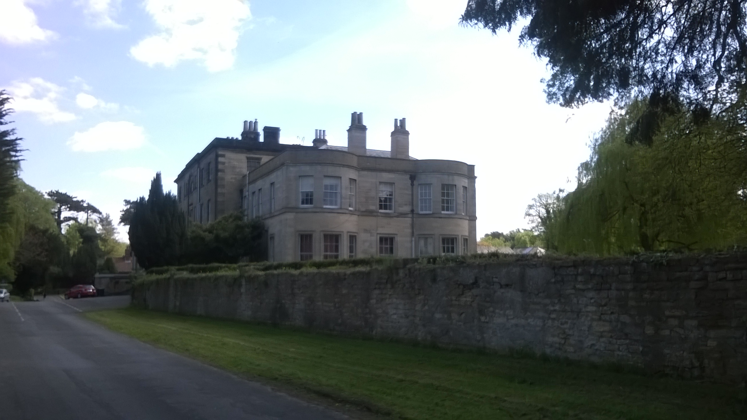 Canwick Hall